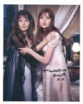 Madeline Smith (Hammer Horror) - Genuine Signed Autograph 8081